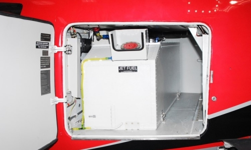HELIFAB S76 Aux Fuel Tank